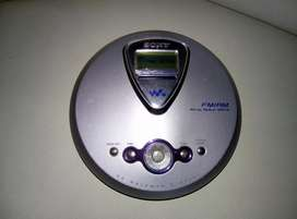 Discman Mp3 SONY Am-Fm