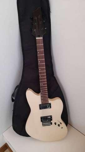 Guitarra beige