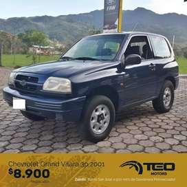 Chevrolet Grand Vitara 3p 2001