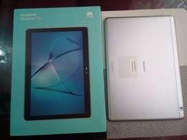 Tablet huawei 10 pulgadas con caja original