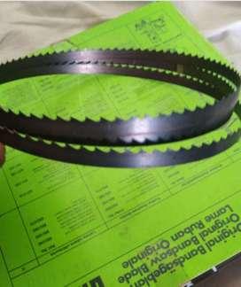 Cuchillas de cinta para caladora de mesa
