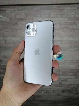 CON GARANTÍA - IPhone 11 Pro 64GB Color Plata