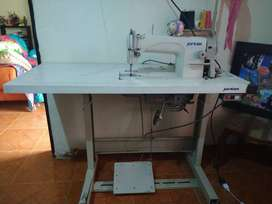 Maquina de coser plana industrial Jontex