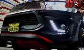 Body Kit TRD para Toyota Vigo