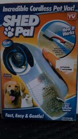 Máquina para limpiar los pelos muertos