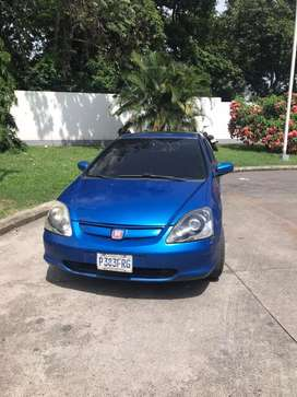 Vendo honda Civic SI Hatchback