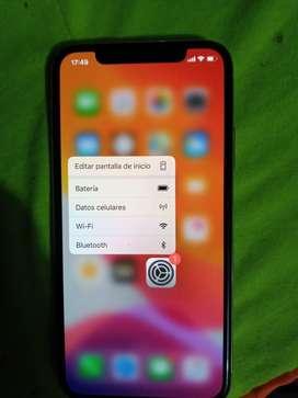 Vendo para hoy mismo iphone x de 64 gb perfecto estado