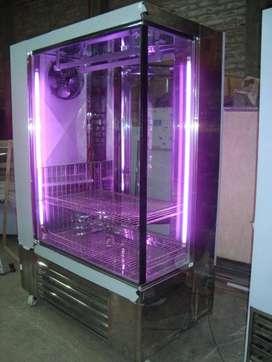 Fabricante de heladeras comerciales a medida