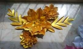Flores Gigantes.