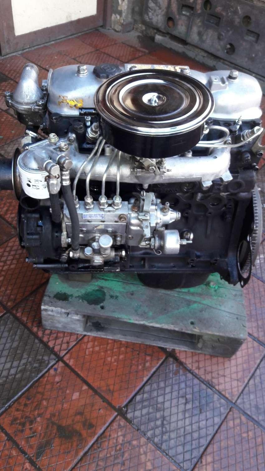 VENDO MOTOR TOYOTA DIESEL 80 HP 0