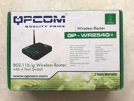 Vendo Router Inalambrico marca QPCOM