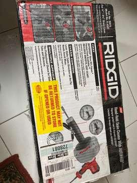 Ridgid K -45af Limpiador De Drenajes Con Autofeed