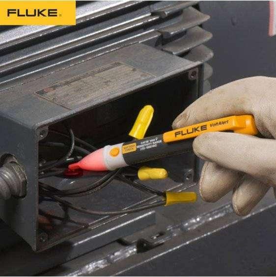 Detector De Voltaje Fluke 2ac 200 / 1000v Sin Contacto 0