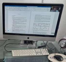 Promocion Imac con doble teclado inhalambrico y USB