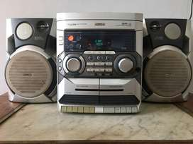 Vendo equipo de audio Philips
