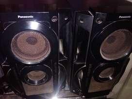 Minicomponente Panasonic Usado