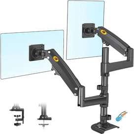 Soportes dos monitores de computador modelo nuevo  27 pulgadas