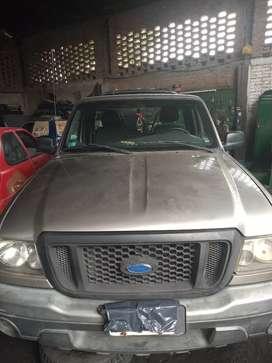 Vendo Ford Ranger 3.0 base con aire modelo 2007 papeles al dia