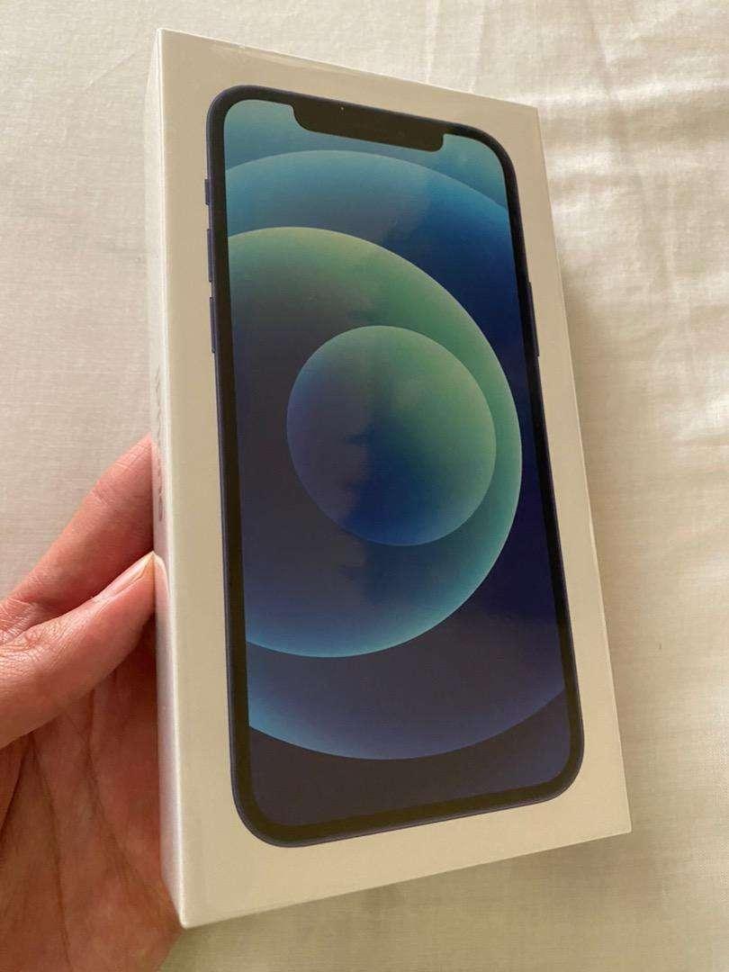 Iphone 12 de 128 gb, nuevo y sellado, importado de USA 0