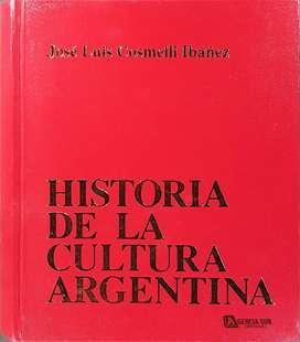 HISTORIA de la CULTURA Argentina