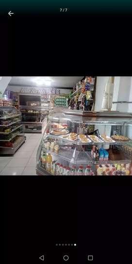 Traspaso negocio panaderia minimarket