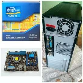 PC i5 2310 2gb 500gb w10