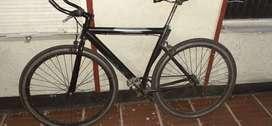 Bicicleta piñón libre rin700