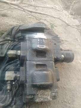 Bomba hidraulica jcb 214
