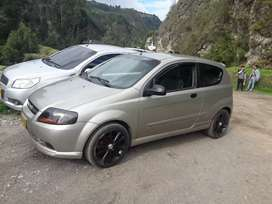 Vendo aveo coupe.