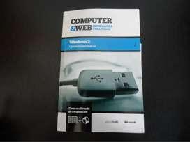 Libros Con CD Computer & Web Windows 7 (NUEVO)