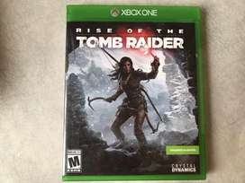 The rise of the Tomb Raider Xbox One