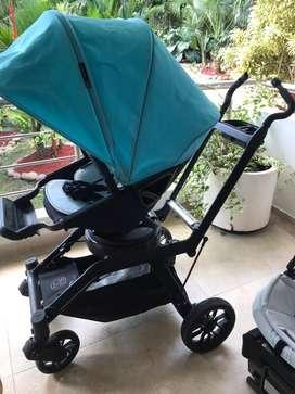 Coche y silla para carro Orbit Baby