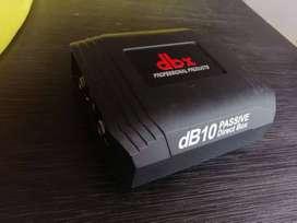 Caja Directa Pasiva (di Box) Dbx Db12