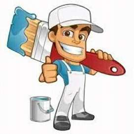 Maestro pintor ofrezco mis servicios  de empaste pintura profesional apartamento  locales a buenos precios