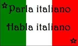 Clases de Italiano a Domicilio