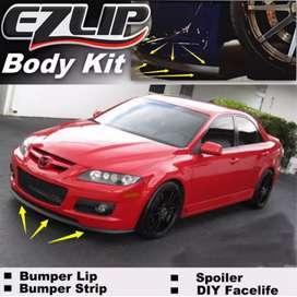 Lip protector  de bomper universal para carro