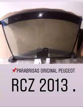 Vendo parabrisas  de peugeot RCZ 2013
