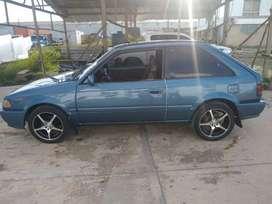 Mazda cuope 2001