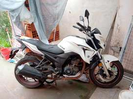 Vendo moto Guerrero GR5 200
