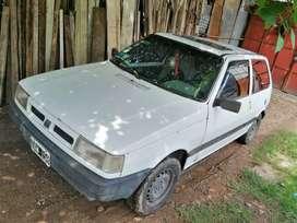 Fiat uno S. Modelo 99. Listo para transferir.