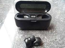 Audifonos bluetooth 5.0 tactiles TWS F9