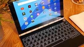Tablet LENOVO para dibujo pantalla táctil y blocK