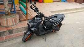 Vendo bws 160cc