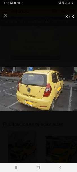 Venta de Taxi Hiunday i10
