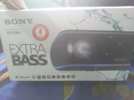Vendo parlante Sony