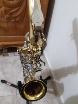 Vendo saxofon yamaha jazz 23