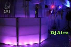 MEGA PRODUCCIONES DJ ALEX