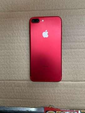 Vendo iPhone 7Plus de 128G