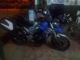 Vendo moto ranger sahara ckr 300