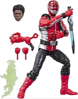 Power Rangers LightnintgCollection Red Ranger Hasbro